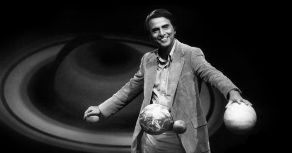 Carl Sagan ai tempi de Il mondo infestato dai demoni